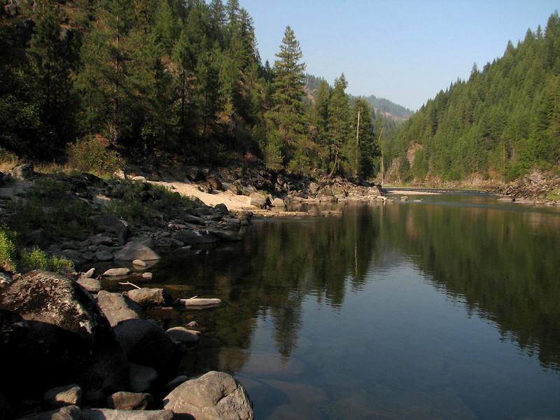 Salmon River. Photo Courtesy of Idaho Fish and Game