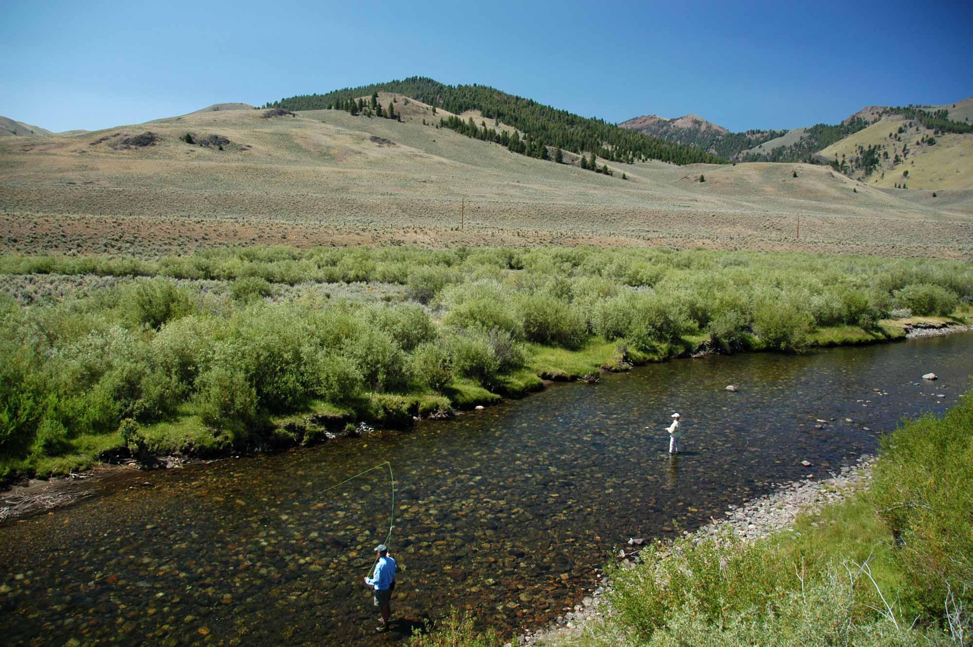 Copper Basin. Photo Courtesy of Idaho Fish and Game