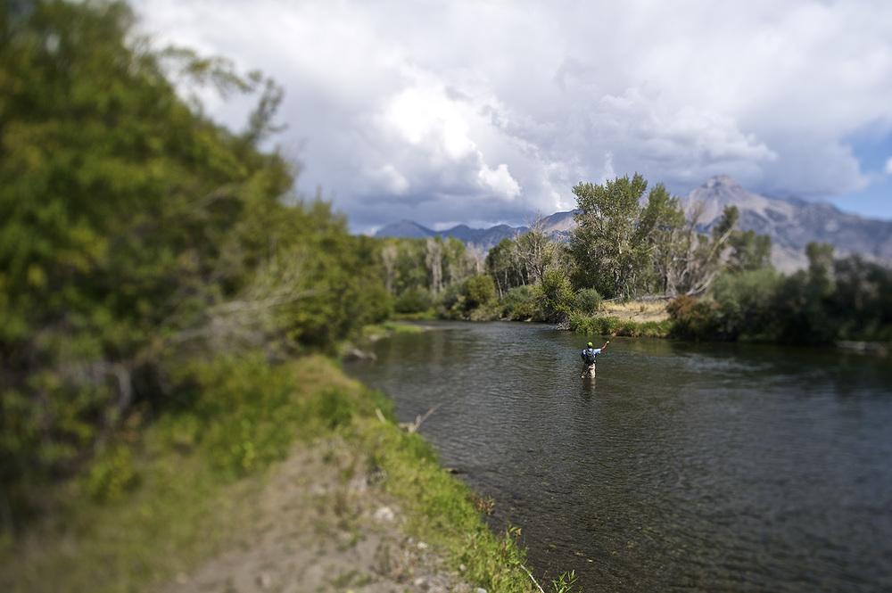 Big Lost River. Photo Courtesy of Idaho Fish and Game